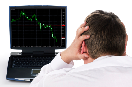 Bad day at the office for a buy side equity analyst
