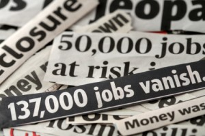 Wall Street Job Losses
